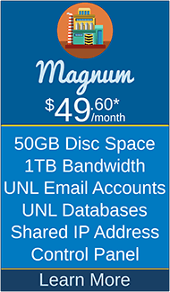 Masscot Internet, Inc. - Magnum Hosting Package