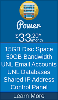Masscot Internet, Inc. - Power Hosting Package