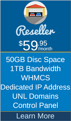 Masscot Internet, Inc. - Reseller Hosting Package