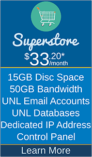 Masscot Internet, Inc. - Superstore Hosting Package